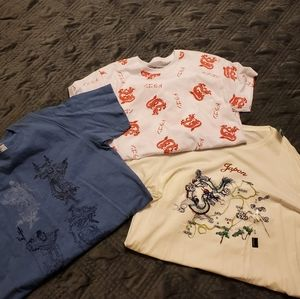 Japanese graphic tees